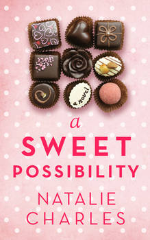 Book Cover Design for A SweetPossibility