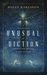 Book Cover Design for Unusual Diction by ebooklaunch