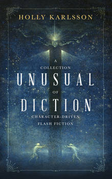 Book Cover Design for Unusual Diction
