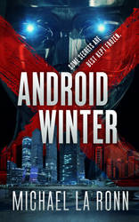 Book Cover Design for Android Winter by ebooklaunch
