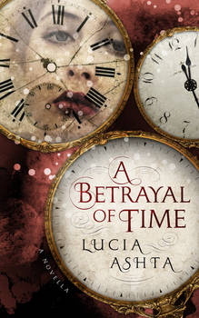 A Betrayal of Time Book Cover Design