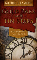 Book Cove Design for Gold Bars and Tin Stars by ebooklaunch