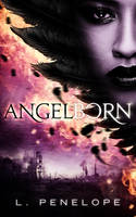 Book Cover Desisgn for Angelborn by ebooklaunch