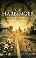 Book Cover Design for The Harbinger by ebooklaunch