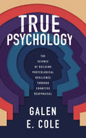 Book Cover Design for True Psychology by ebooklaunch