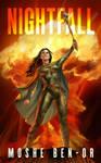 Book Cover Design for Nightfall