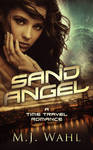 Book Cover Design for Sand Angel