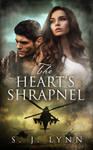 Book Cover Design for The Heart's Shrapnel