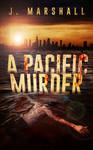 Book Cover Design for A Pacific Murder