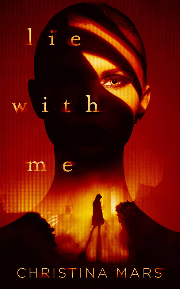 Book Cover Design for Lie With Me by ebooklaunch