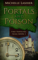 Book Cover Design for Portals and Poison by ebooklaunch