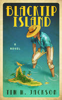 Book Cover Design for Blacktip Island by ebooklaunch