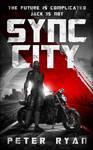 Book Cover Design for Sync City