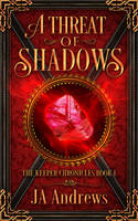 Book Cover Design for A Threat of Shadows by ebooklaunch