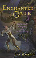 Book Cover Design for Enchanted Gate by ebooklaunch