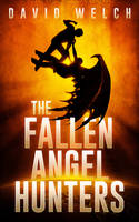 Book Cover Design for The Fallen Angel Hunters by ebooklaunch