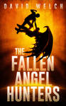Book Cover Design for The Fallen Angel Hunters