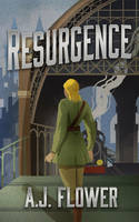 Book Cover Design for RESURGENCE by ebooklaunch