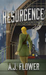Book Cover Design for RESURGENCE