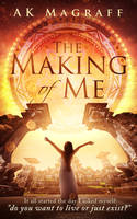 Book Cover Design for The Making of Me by ebooklaunch