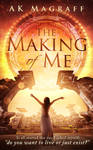 Book Cover Design for The Making of Me
