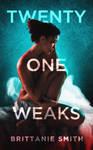 Book Cover Design Twenty One Weaks