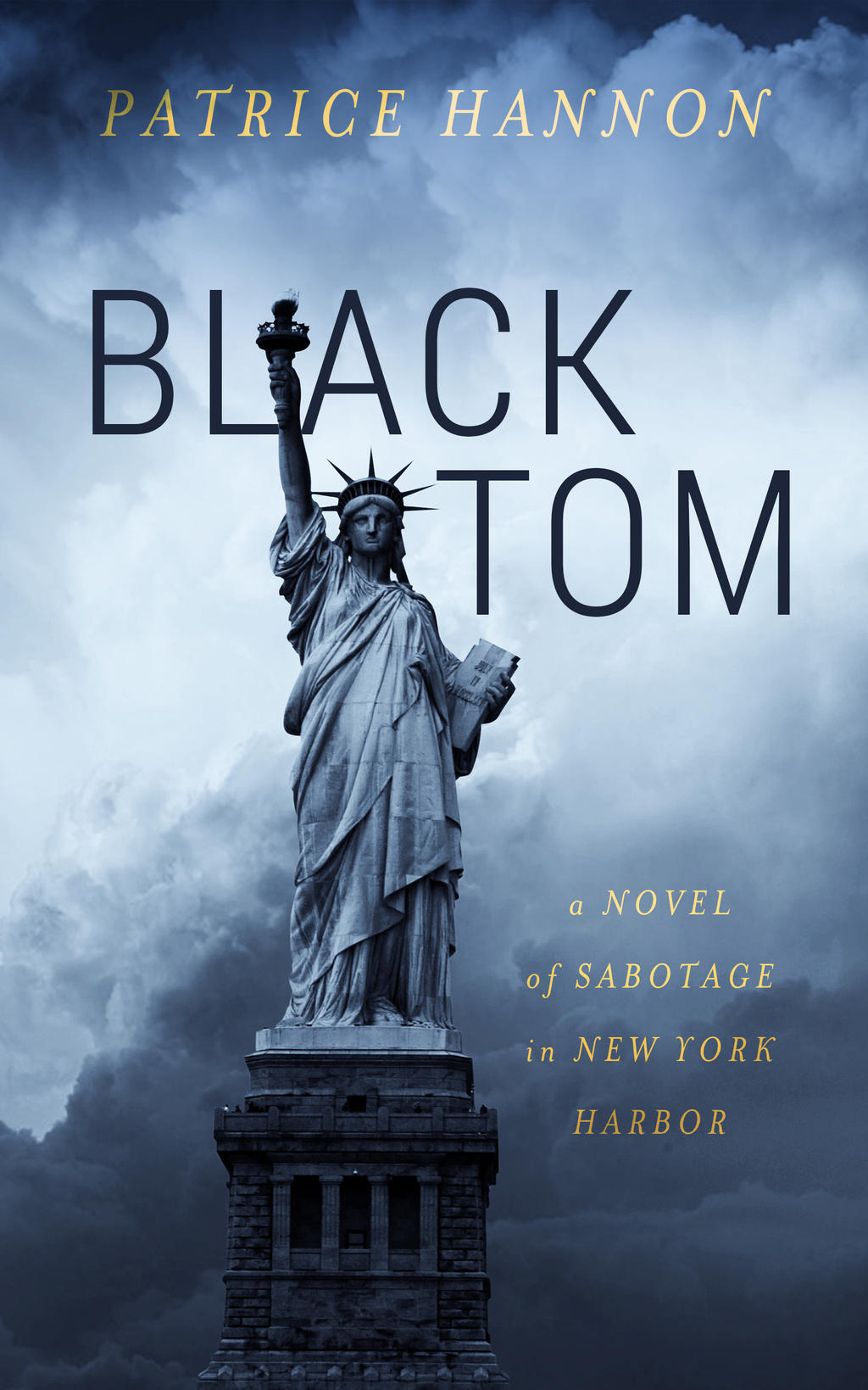 Book Cover Design for Black Tom by ebooklaunch