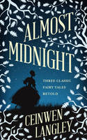 Book Cover Design for Almost Midnight by ebooklaunch