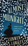 Book Cover Design for Almost Midnight