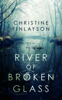 Book Cover Design for River of Broken Glass by ebooklaunch