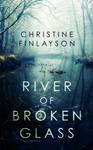 Book Cover Design for River of Broken Glass