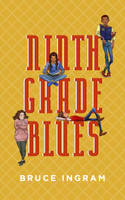 Book Cover Design for Ninth Grade Blues by ebooklaunch