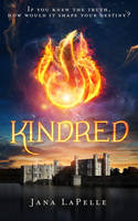 Book Cover Design for Kindred by ebooklaunch