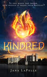 Book Cover Design for Kindred