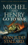 Book Cover Design for Michel and Henry Go to War