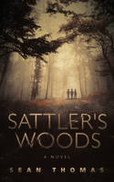 Book Cover Design for Sattler's Woods by ebooklaunch