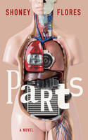 Book Cover Design for Parts by ebooklaunch