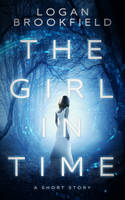 Book Cover Design for The Girl In Time by ebooklaunch