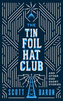 Book Cover Design for The Tin Foil Hat Club by ebooklaunch