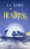 Book Cover Design for Huntress by ebooklaunch
