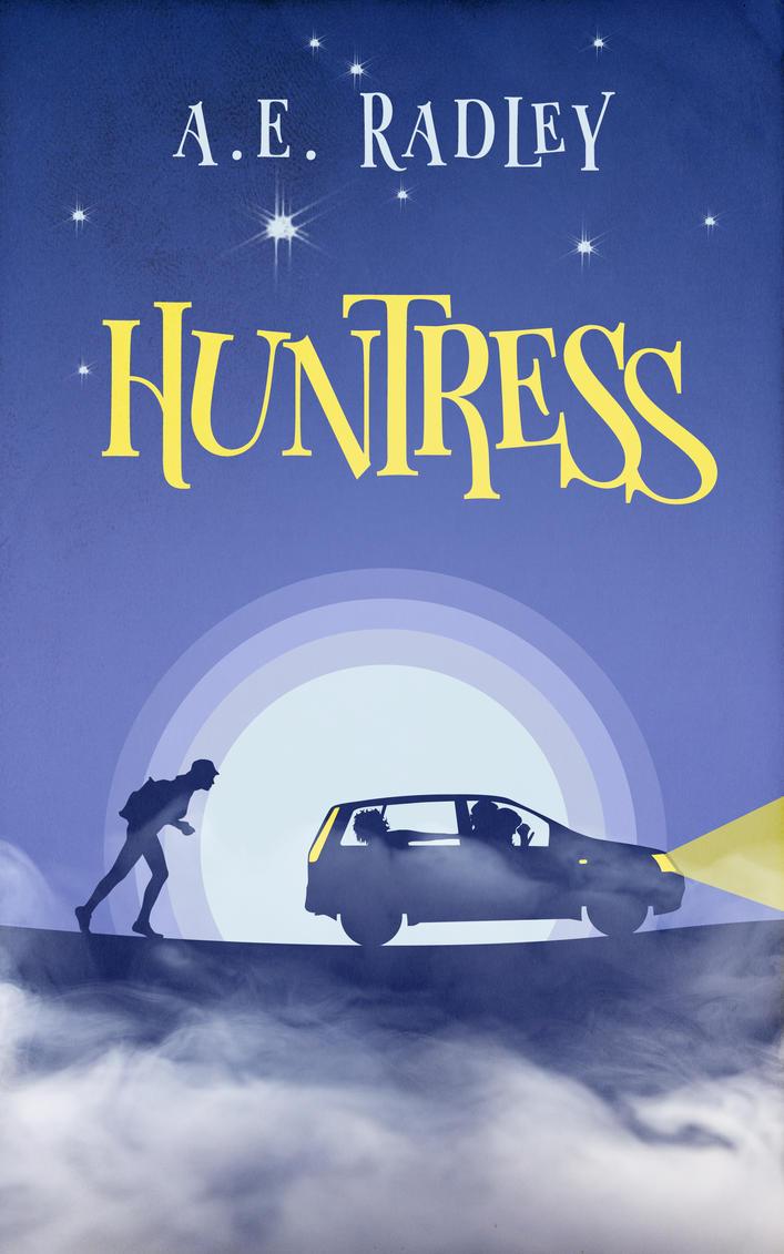 Book Cover Design Deviantart : Book cover design for huntress by ebooklaunch on deviantart