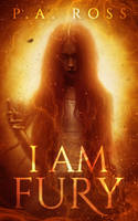 Book Cover Design for I Am Fury by ebooklaunch