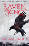 Book Cover Design for Raven Song