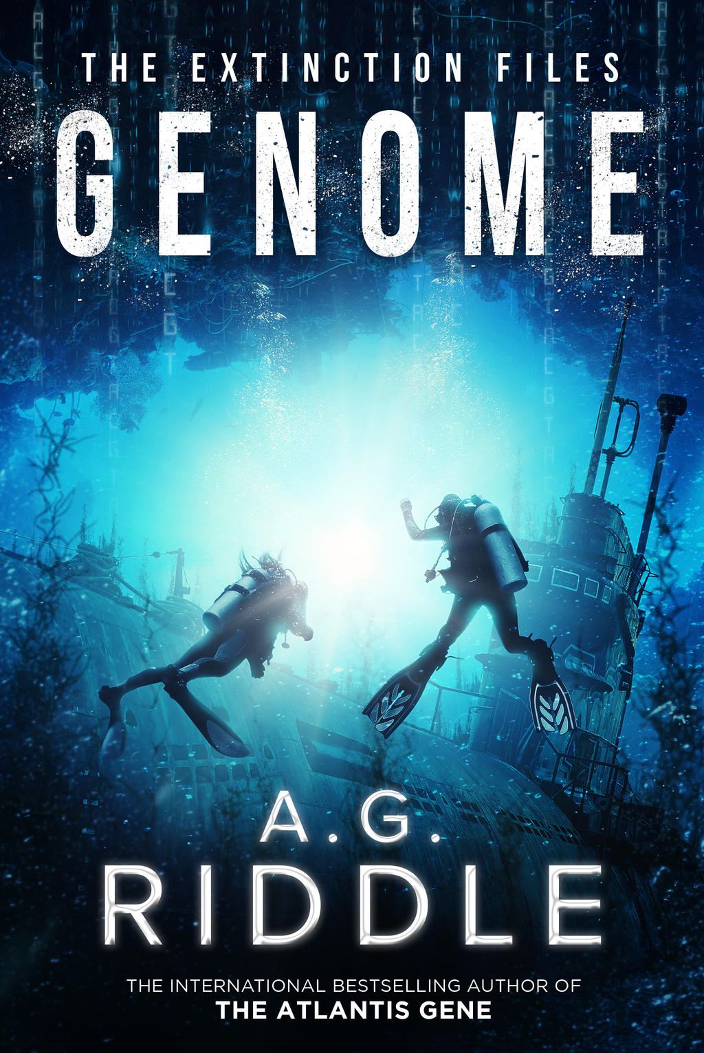 Fantasy Book Cover Artists For Hire : Book cover design for genome by ebooklaunch on deviantart