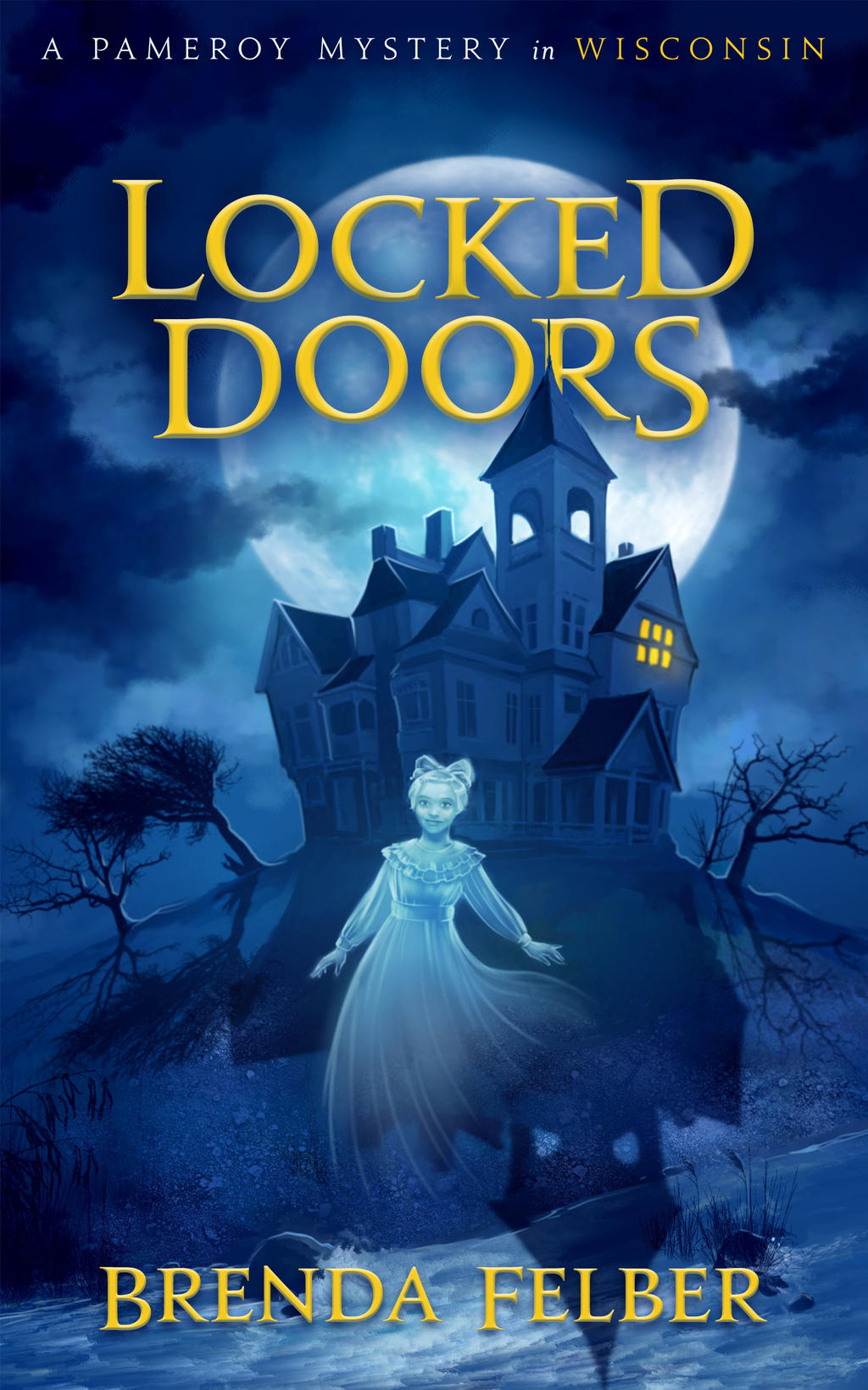 Book Cover Design Deviantart : Book cover design for locked doors by ebooklaunch on