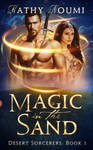Book Cover Design For Magic in the Sand
