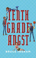 Book Cover Design for Tenth Grade Angst by ebooklaunch