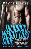Book Cover Desgin - The Quick Weight Loss Code by ebooklaunch