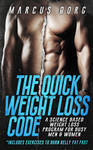 Book Cover Desgin - The Quick Weight Loss Code