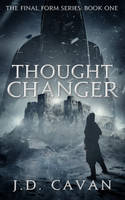 Book Cover Design for Thought Changer by ebooklaunch